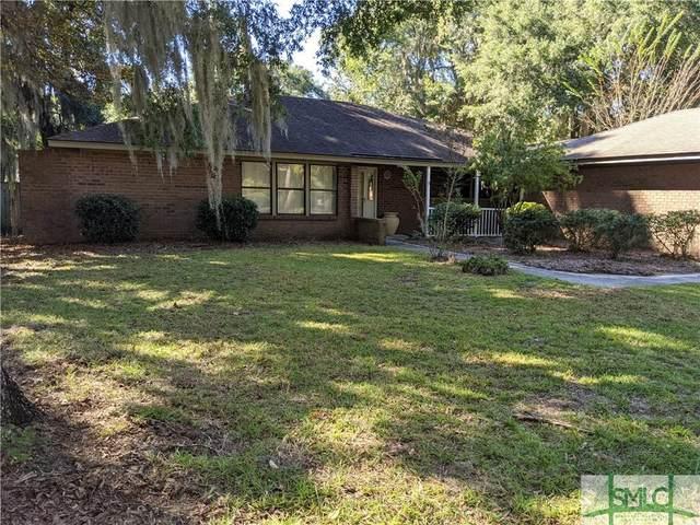 9 Sandown Road, Savannah, GA 31419 (MLS #259646) :: Liza DiMarco