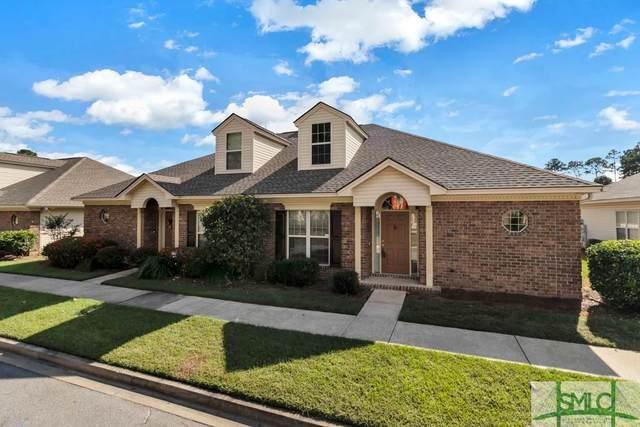 309 Morgan Pines Drive, Pooler, GA 31322 (MLS #259667) :: Coastal Savannah Homes
