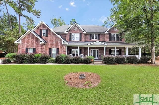 333 Purple Plum Drive, Rincon, GA 31326 (MLS #259688) :: The Allen Real Estate Group