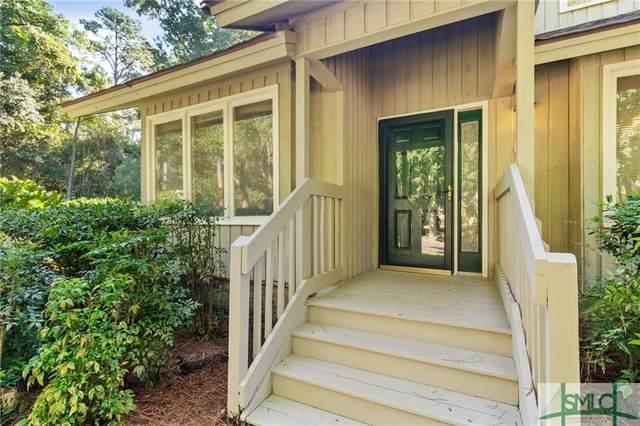 110 Island Creek Lane, Savannah, GA 31410 (MLS #259690) :: Heather Murphy Real Estate Group