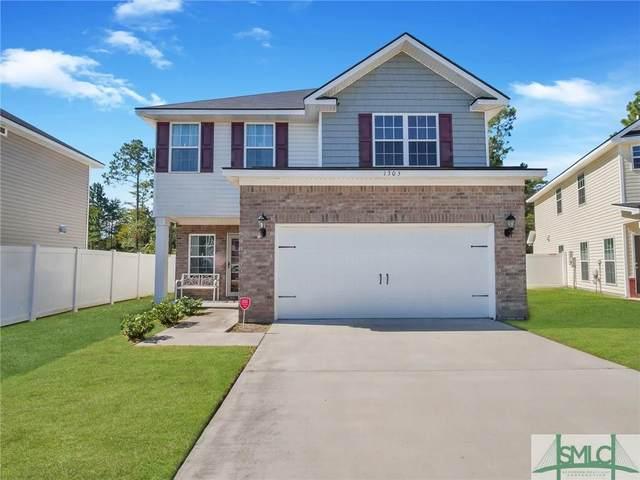 1305 Karen Court, Hinesville, GA 31313 (MLS #259701) :: Bocook Realty