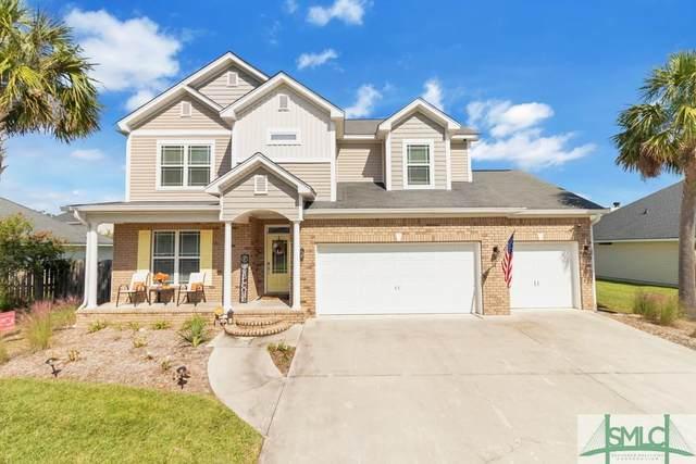 49 Patriot Drive, Richmond Hill, GA 31324 (MLS #259705) :: Coastal Savannah Homes