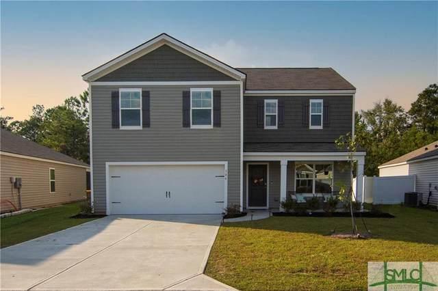 106 Cotton Bluff Court, Guyton, GA 31312 (MLS #259715) :: Keller Williams Realty Coastal Area Partners