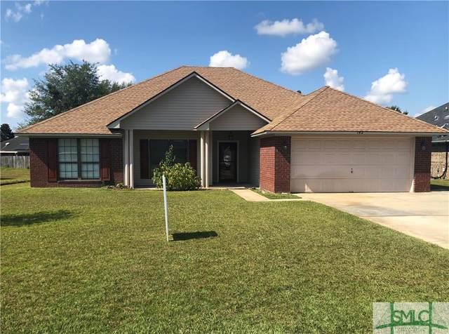 192 Wayfair Lane, Hinesville, GA 31313 (MLS #259719) :: Keller Williams Realty Coastal Area Partners