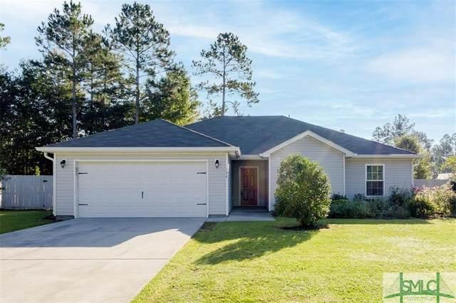 100 Sand Pine Court, Springfield, GA 31329 (MLS #259755) :: The Allen Real Estate Group