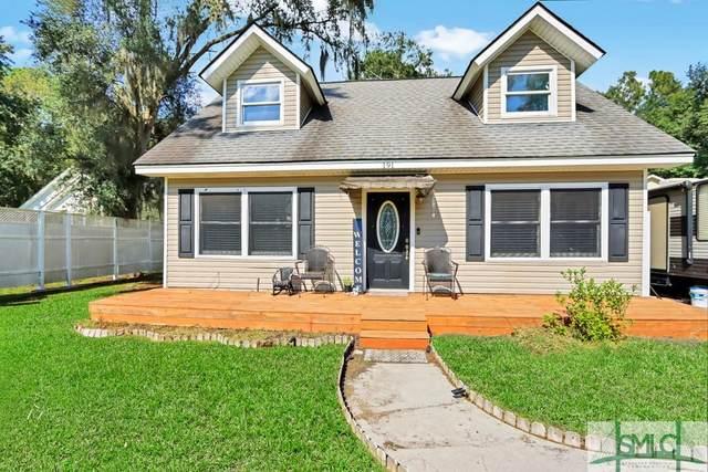 191 Island Drive, Midway, GA 31320 (MLS #259771) :: Coastal Savannah Homes
