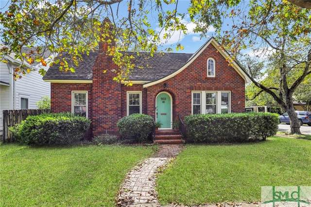 503 E 52nd Street, Savannah, GA 31405 (MLS #259786) :: Keller Williams Realty Coastal Area Partners