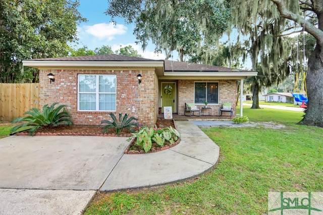 2701 Carmel Avenue, Savannah, GA 31406 (MLS #259811) :: The Arlow Real Estate Group