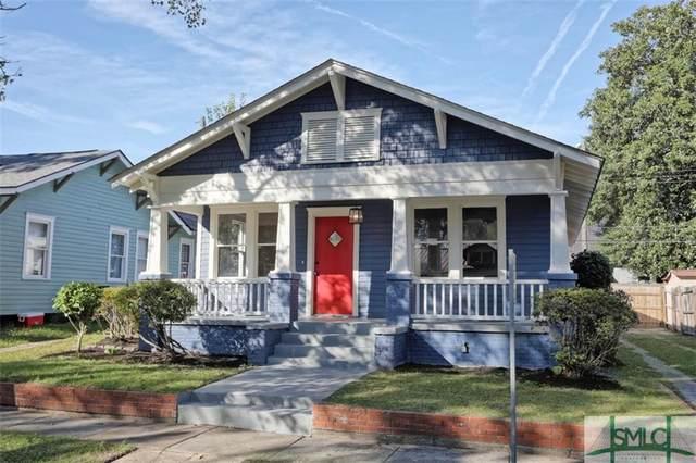 1126 Seiler Avenue, Savannah, GA 31404 (MLS #259816) :: The Allen Real Estate Group