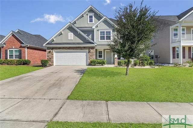 113 Winslow Circle, Savannah, GA 31407 (MLS #259823) :: Keller Williams Coastal Area Partners