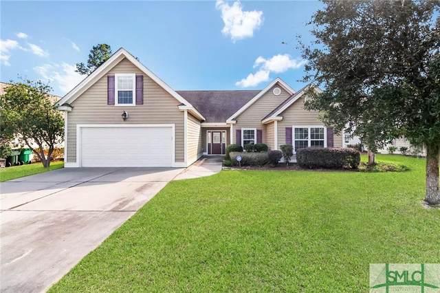 90 Gateway Drive, Pooler, GA 31322 (MLS #259825) :: Heather Murphy Real Estate Group
