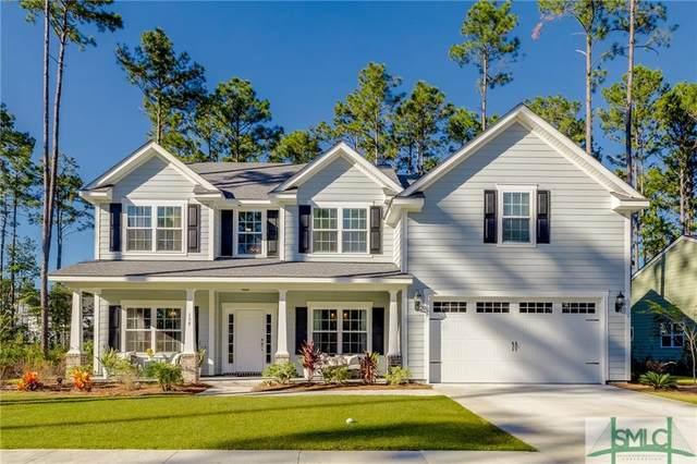 159 Calhoun Lane, Richmond Hill, GA 31324 (MLS #259848) :: The Arlow Real Estate Group