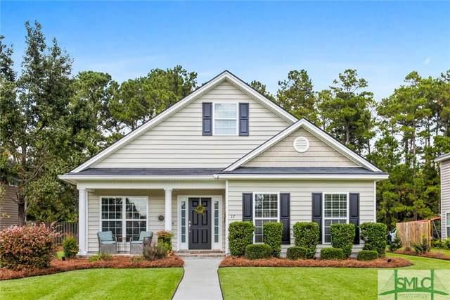 17 Arbors Circle, Pooler, GA 31322 (MLS #259869) :: Coastal Savannah Homes