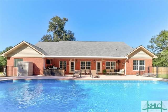 2 Live Oak Trail, Guyton, GA 31312 (MLS #259870) :: The Arlow Real Estate Group