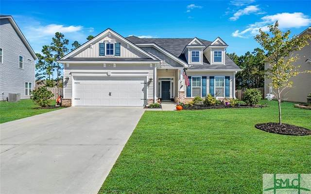 262 Harmony Boulevard, Pooler, GA 31322 (MLS #259896) :: Keller Williams Realty Coastal Area Partners