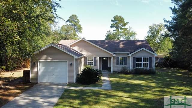435 Shadowbrook Circle, Springfield, GA 31329 (MLS #259911) :: Keller Williams Realty Coastal Area Partners