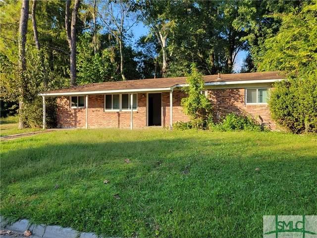 1902 E 56th Street, Savannah, GA 31404 (MLS #259917) :: Coastal Savannah Homes
