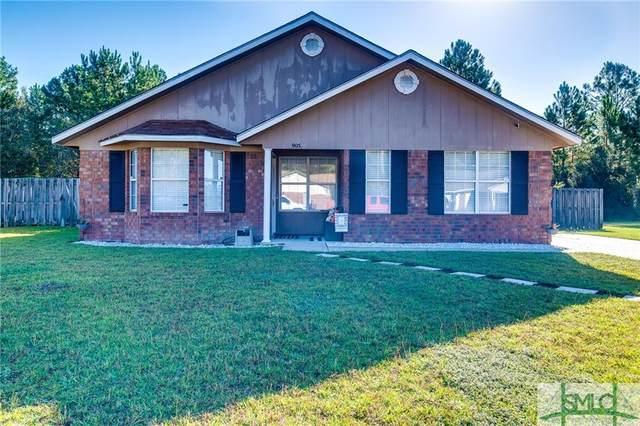 905 Rice Court, Hinesville, GA 31313 (MLS #259964) :: Keller Williams Realty Coastal Area Partners