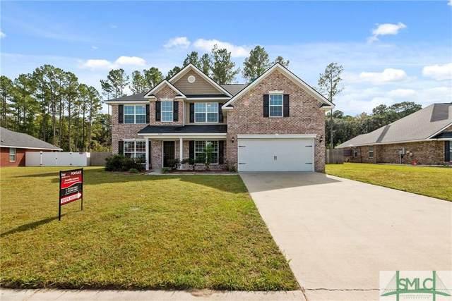 408 Nashview Trail, Allenhurst, GA 31301 (MLS #259991) :: Liza DiMarco