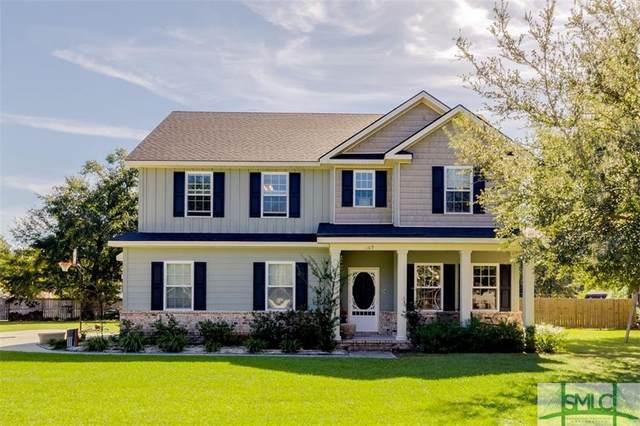 169 S Effingham Plantation Drive, Guyton, GA 31312 (MLS #260000) :: The Arlow Real Estate Group