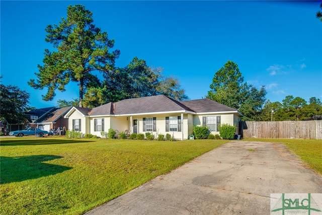 351 Cowart Road, Hinesville, GA 31313 (MLS #260012) :: Keller Williams Realty Coastal Area Partners