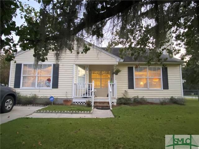 465 Sterling Creek Drive, Richmond Hill, GA 31324 (MLS #260033) :: Bocook Realty