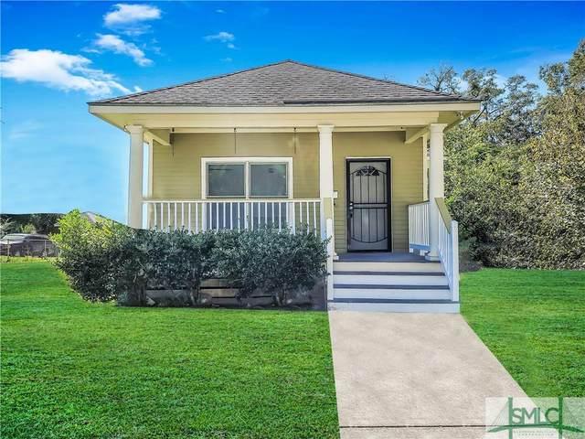 913 W 40th Street, Savannah, GA 31415 (MLS #260058) :: Keller Williams Coastal Area Partners