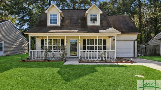 162 Little River Drive, Savannah, GA 31419 (MLS #260074) :: Liza DiMarco