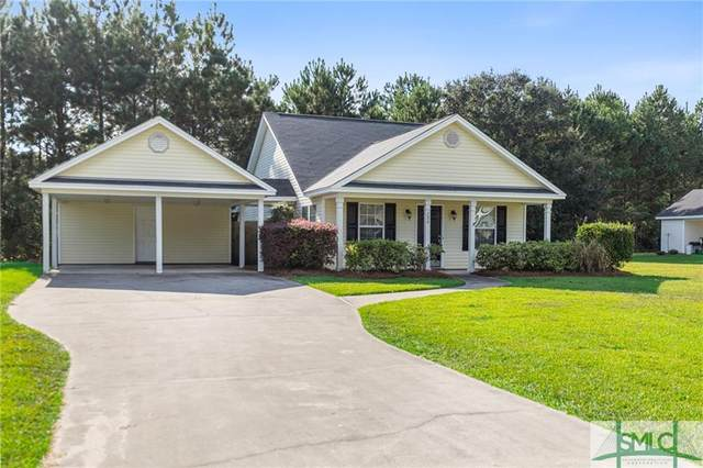 280 Abbey Drive, Richmond Hill, GA 31324 (MLS #260079) :: Keller Williams Coastal Area Partners