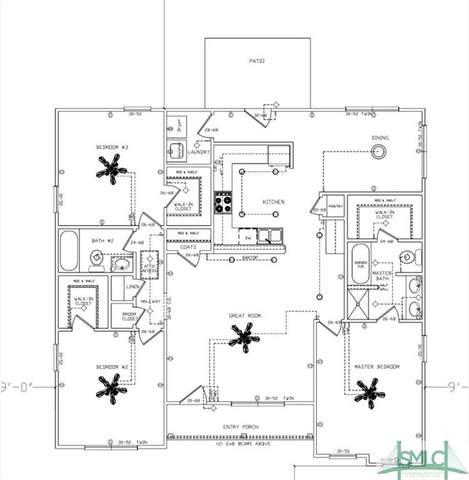 4019 Worth Street, Savannah, GA 31405 (MLS #260318) :: Heather Murphy Real Estate Group