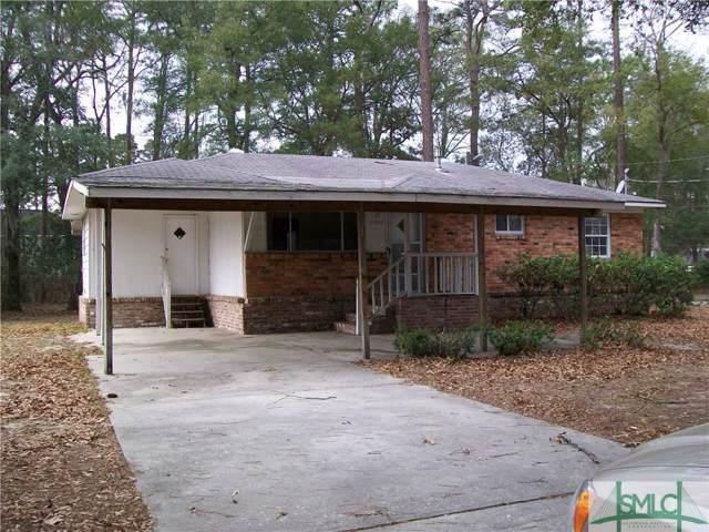 11831 Apache Avenue, Savannah, GA 31419 (MLS #163320) :: The Randy Bocook Real Estate Team