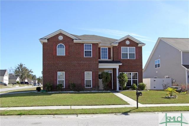 160 Butler Drive, Richmond Hill, GA 31324 (MLS #166867) :: Teresa Cowart Team