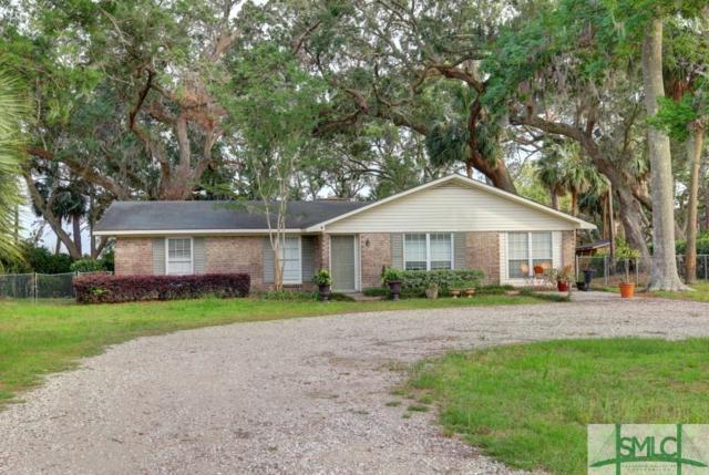 1402 Walthour Road, Savannah, GA 31410 (MLS #171232) :: Coastal Savannah Homes