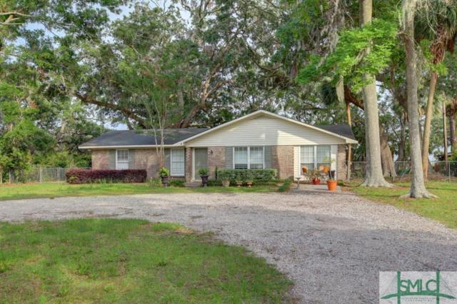1402 Walthour Road, Savannah, GA 31410 (MLS #171434) :: Coastal Savannah Homes