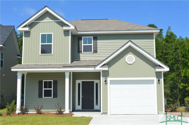 225 Freedom Trail, Guyton, GA 31312 (MLS #171829) :: Coastal Savannah Homes
