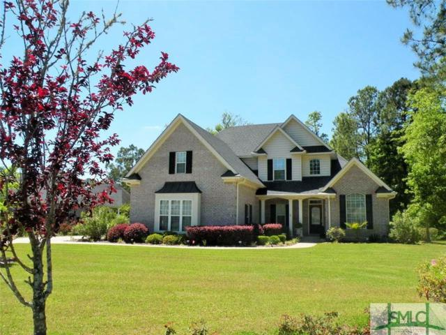 252 Mcgregor Circle, Richmond Hill, GA 31324 (MLS #174864) :: The Arlow Real Estate Group