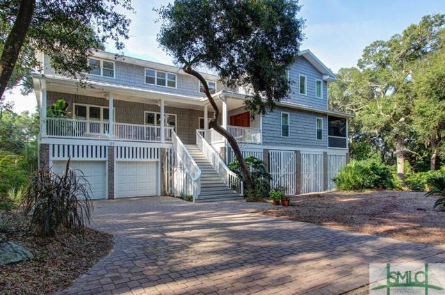 123 Catalina Drive, Tybee Island, GA 31328 (MLS #176401) :: Coastal Savannah Homes