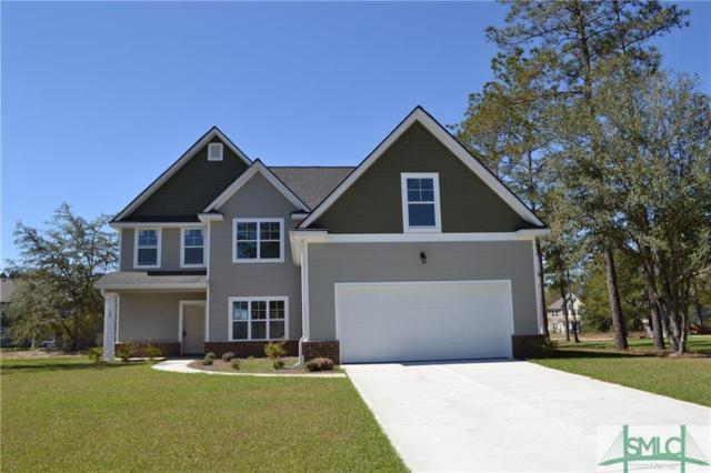 103 Cypress Loop, Bloomingdale, GA 31302 (MLS #176853) :: The Arlow Real Estate Group