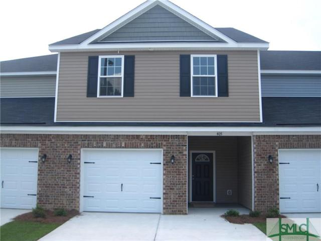 580 Governor Treutlen Circle, Pooler, GA 31322 (MLS #177065) :: The Arlow Real Estate Group