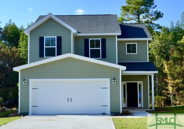 235 Freedom Trail, Guyton, GA 31312 (MLS #177139) :: Coastal Savannah Homes