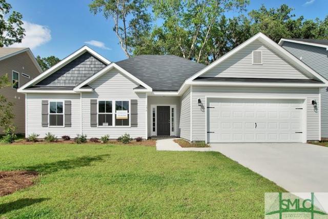 196 Sawgrass Drive, Savannah, GA 31405 (MLS #177152) :: The Robin Boaen Group