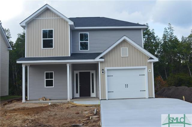 239 Freedom Trail, Guyton, GA 31312 (MLS #178820) :: Coastal Savannah Homes