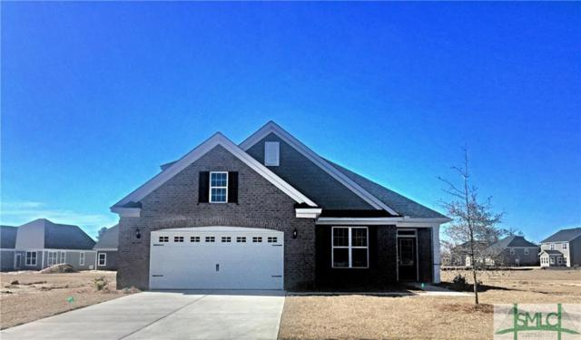 125 Martello Road, Pooler, GA 31322 (MLS #179398) :: Coastal Savannah Homes