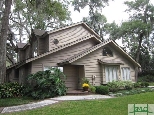 9 Cove Drive, Savannah, GA 31419 (MLS #179403) :: Coastal Savannah Homes