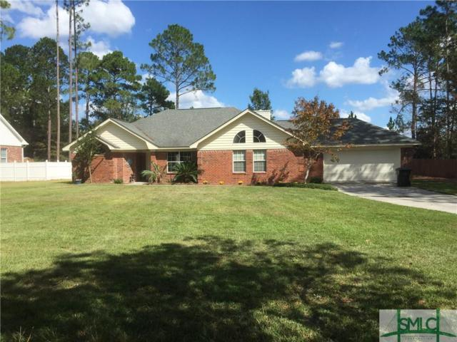120 Crystal Drive, Rincon, GA 31326 (MLS #180924) :: The Robin Boaen Group