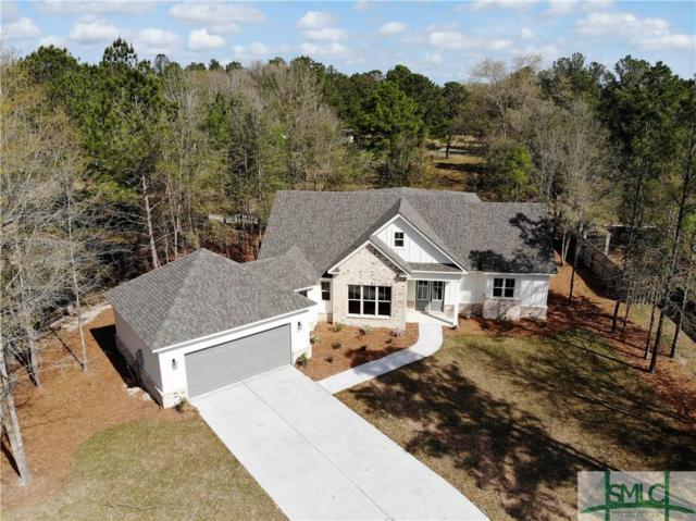 115 South Effingham Plantation Drive, Guyton, GA 31312 (MLS #181530) :: Coastal Savannah Homes