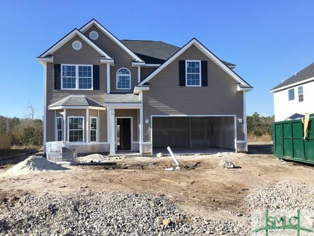 1098 Marne Boulevard, Hinesville, GA 31313 (MLS #181712) :: Coastal Savannah Homes