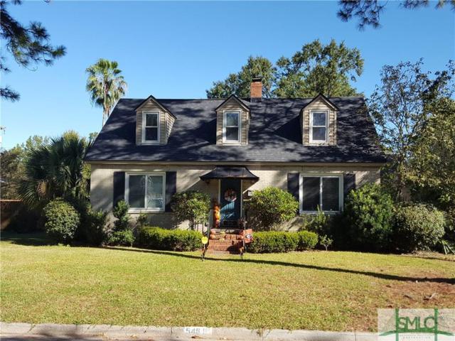 546 Columbus Drive, Savannah, GA 31405 (MLS #181723) :: Coastal Savannah Homes