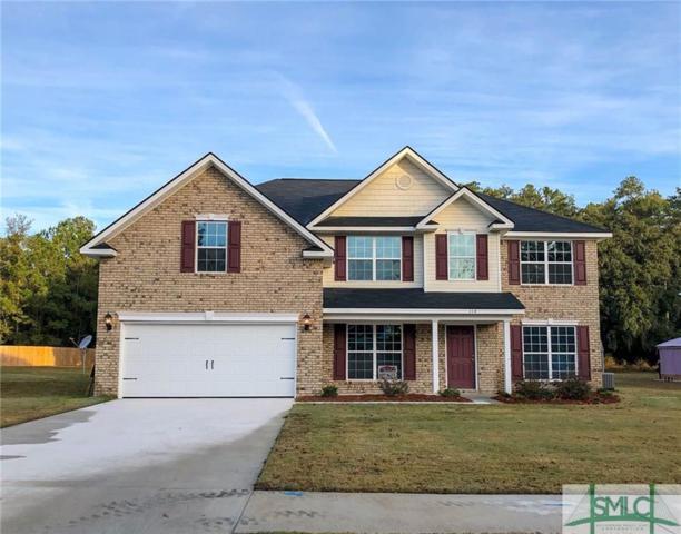 114 Maggie Lane, Allenhurst, GA 31301 (MLS #181955) :: Teresa Cowart Team