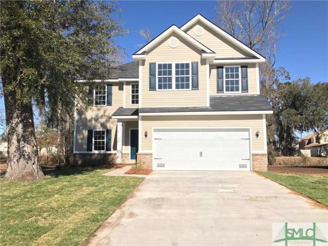 908 Rachel Lane, Hinesville, GA 31313 (MLS #182389) :: Coastal Savannah Homes
